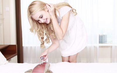 Warum man einen Matratzenbezug regelmäßig reinigen sollte