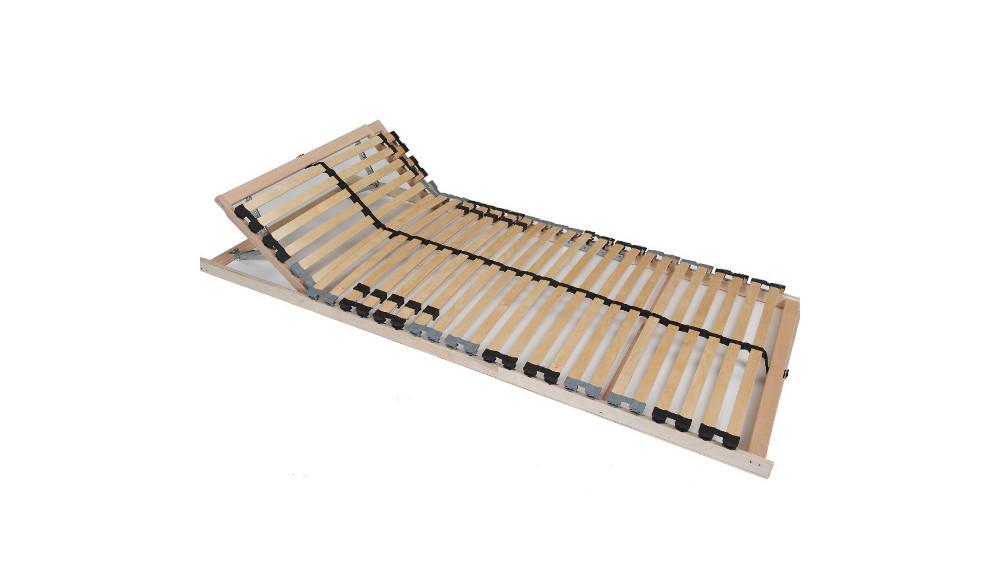 tauro pro 7 zonen lattenrost kopfteil verstellbar 28 leisten matratzenblog. Black Bedroom Furniture Sets. Home Design Ideas